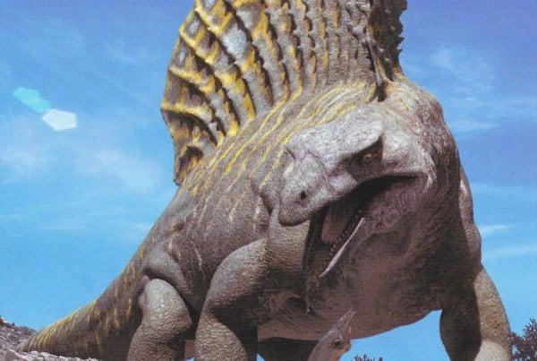 Edaphosaurus 01