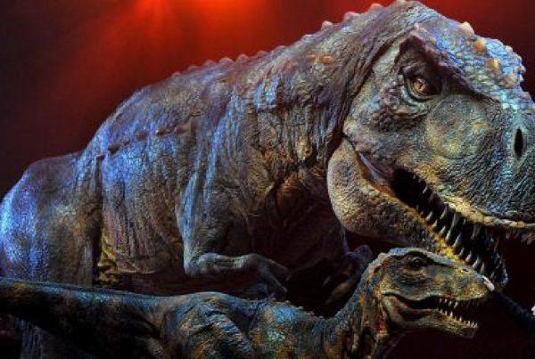 El Color de los Dinosaurios 01