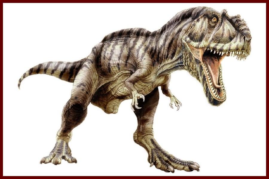 Giganotosaurus Recordsaurios