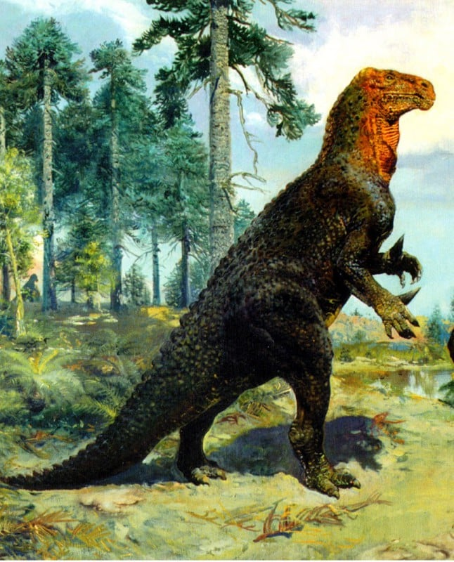 Iguanodon Error