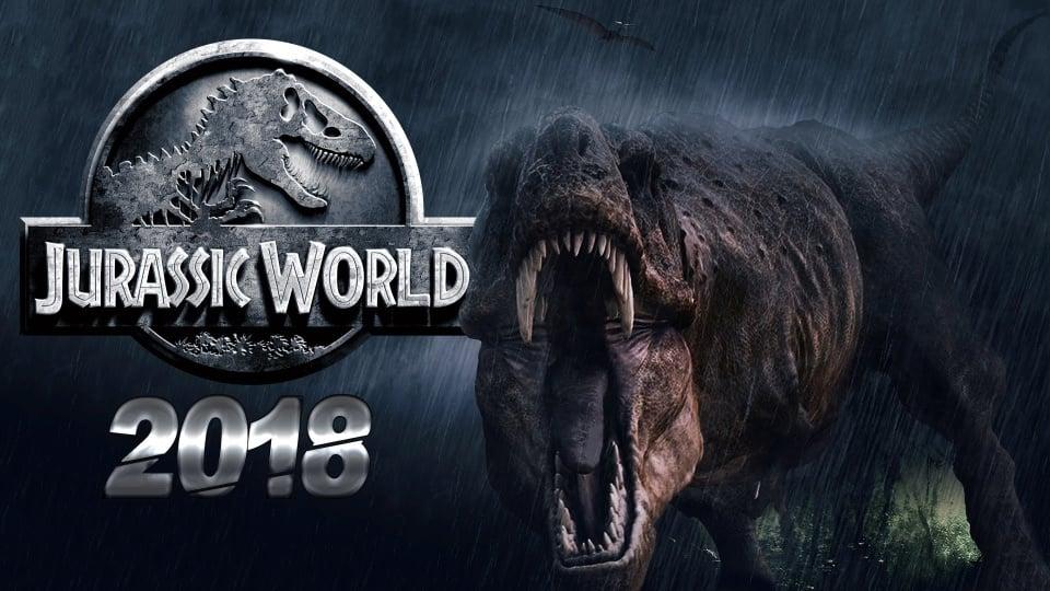 Jurassic Word 2 El Reino Caido 01