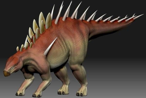 Kentrosaurus 01