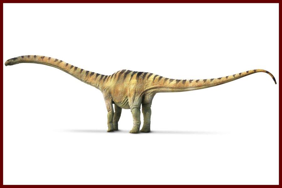 Mamenchisaurus Recordsaurios