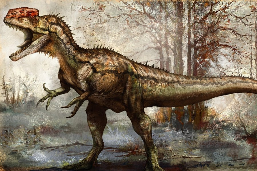 Monolophosaurus 01