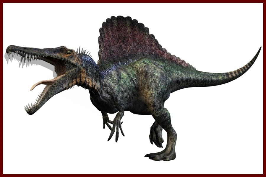 Spinosaurus Recordsaurios