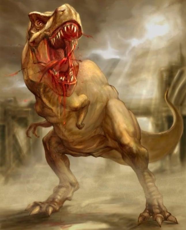 Tyrannosaurus Rex Mito